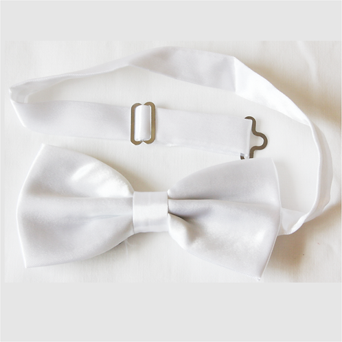 Grand Lodge White Bow Ties