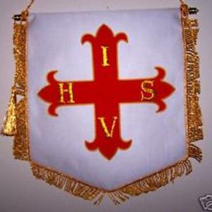 Red Cross of Constantine Banner
