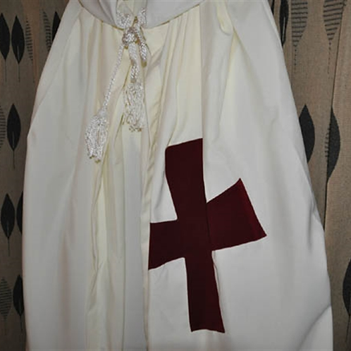 Knights Templar Complete Outfit