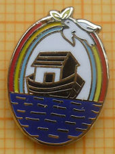 Royal Ark Mariner Lapel Pin