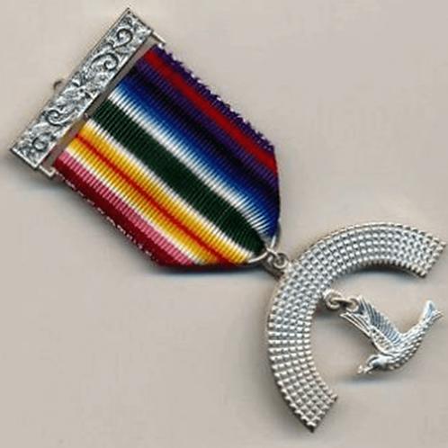 Royal Ark Mariner Companions Breast Jewel