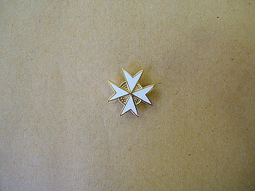 Knights of Malta Lapel Pin