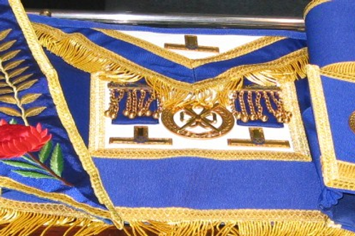 Grand Lodge Regalia Sets