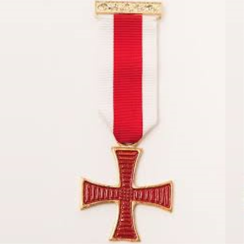 Knights Templar Companions Breast Jewel