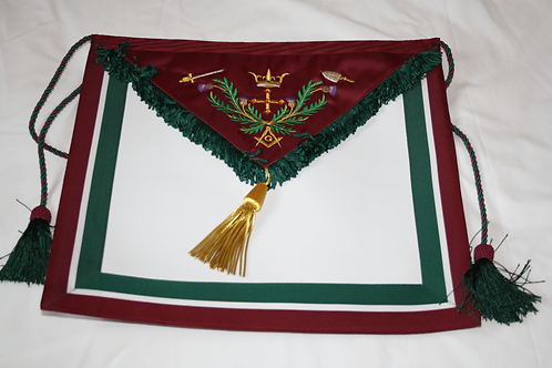 Royal Order of Scotland DGM Apron