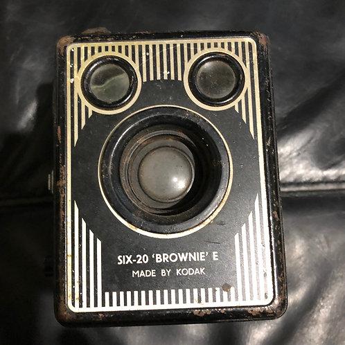 Vintage Kodak Six-20 'Brownie' E Boxed Camera