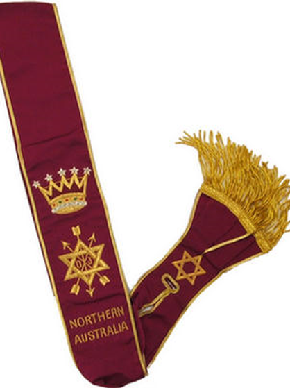 OSM Grand Council Sash