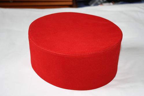Scottish Knights Templar Hat Red