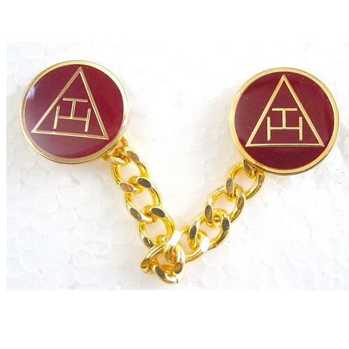Royal Arch Dress Jacket Jigger Buttons