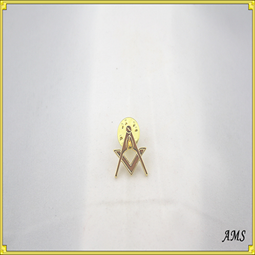 Craft Lodge Lapel Pin (Set of 10)