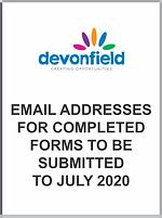 Devonfield - email addresses for complet
