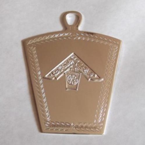 Mark Master Officers Collar Jewel