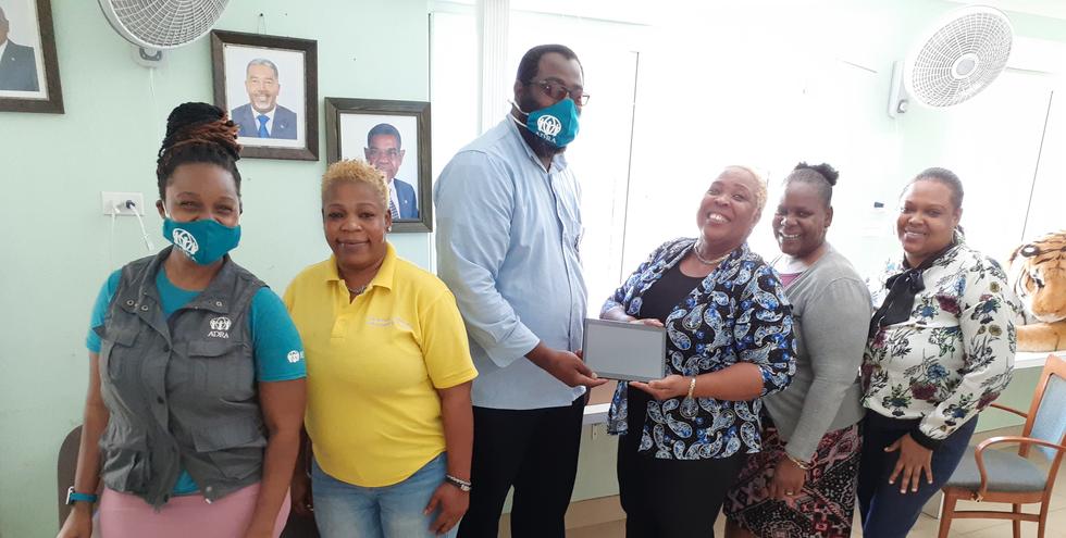 Children's Home Tablet Donation
