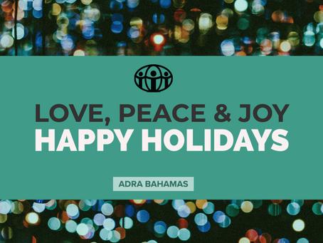 ADRA Bahamas Advent Message
