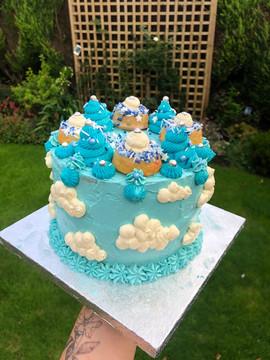 It's a Boy Cake!