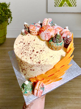 Brendan's Wedding Cake