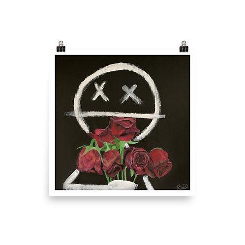 Love is Dead Matte Print