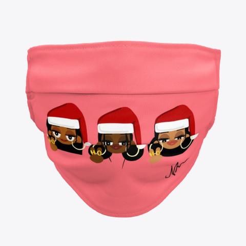 Ho Ho Ho's Mask