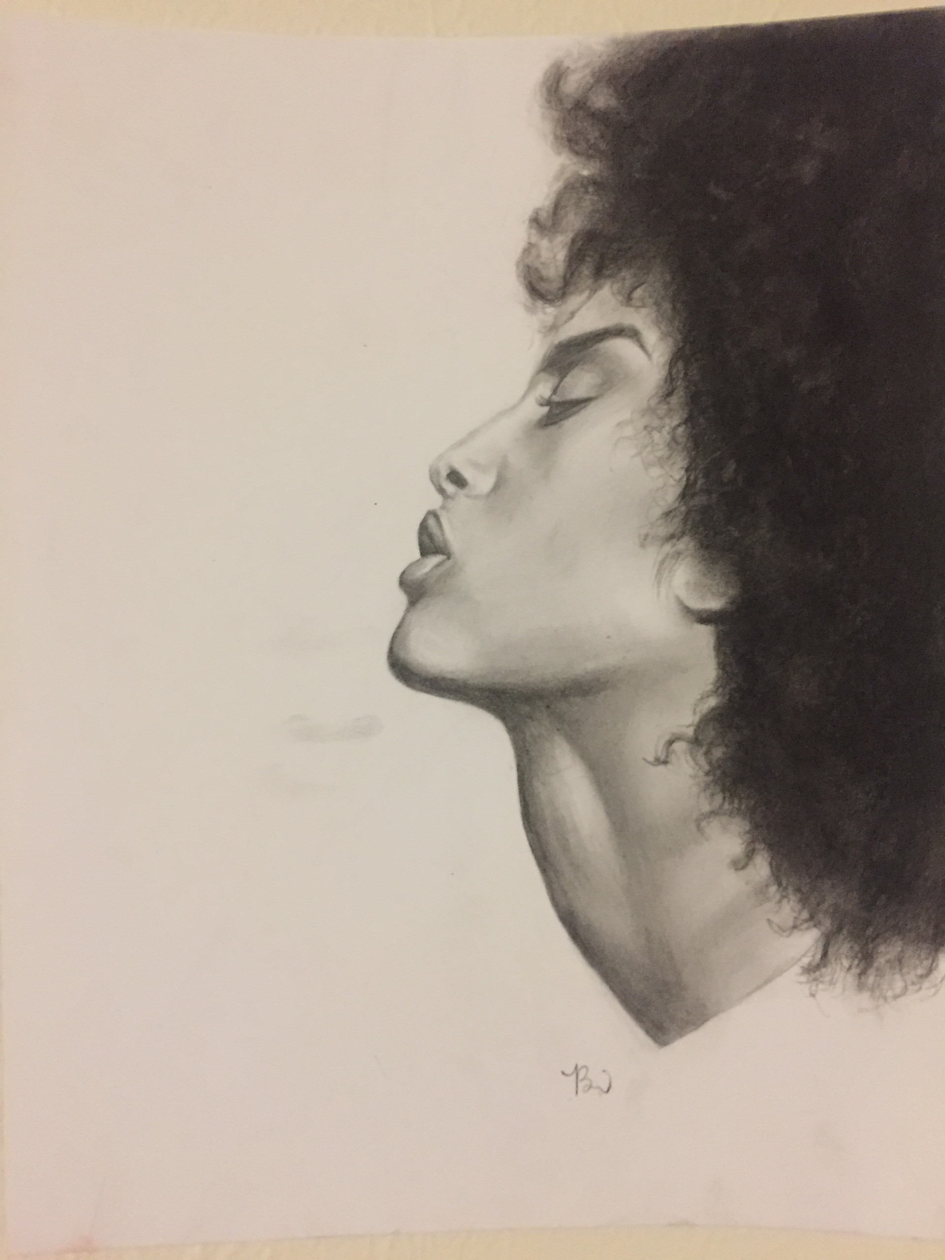 Graphite and Charcoal