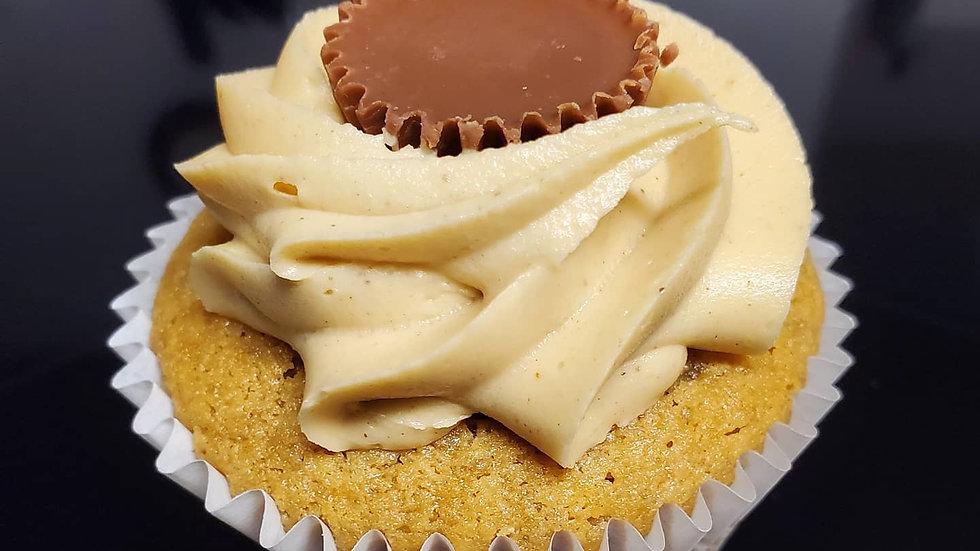 Peanut Butter Cupcakes (dozen)