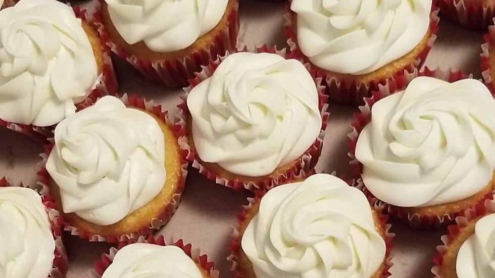 Standard Cupcakes (dozen)