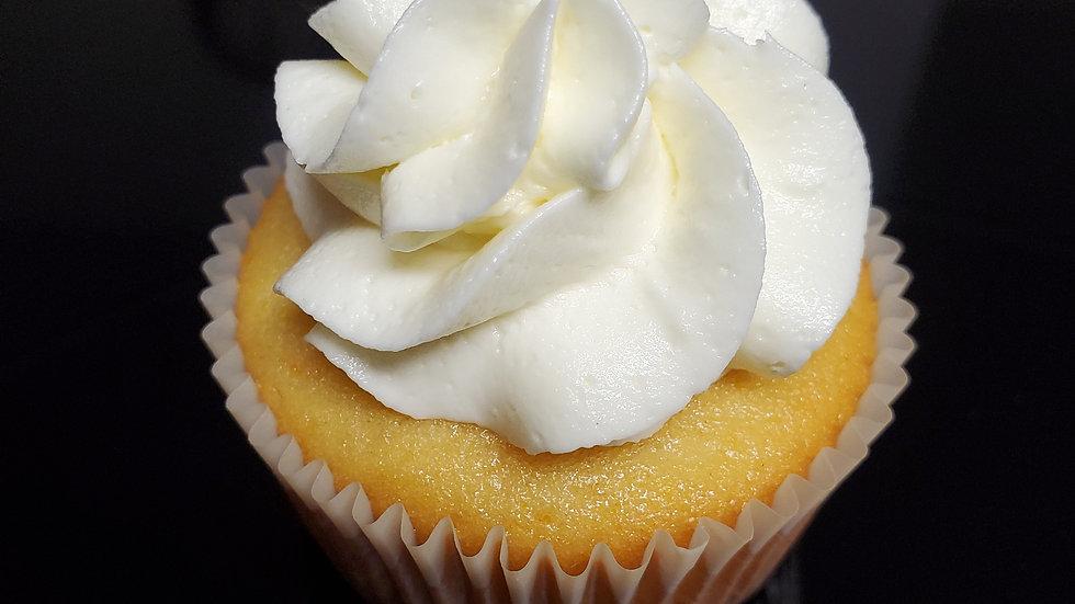 Orange Cream Cupcakes (dozen)