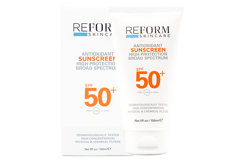Antioxidant SPF 50+ Sunscreen