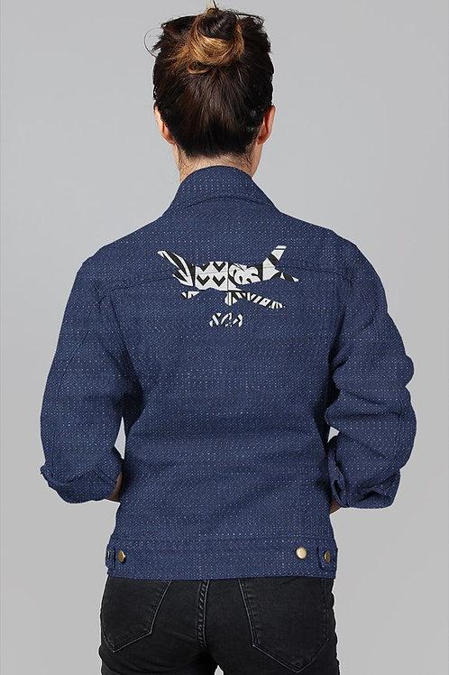 sca denim jacket