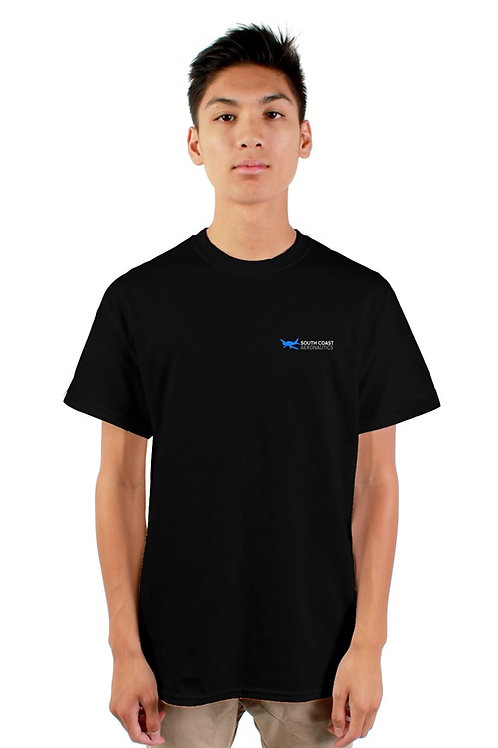 sca black t-shirt