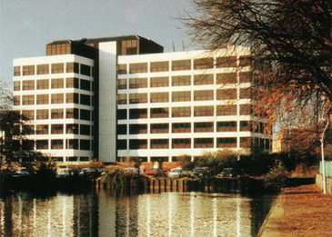 Kings House, Reading, ICL Headquarters.p