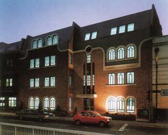 Summit House, Mills & Allen Ltd, Reading