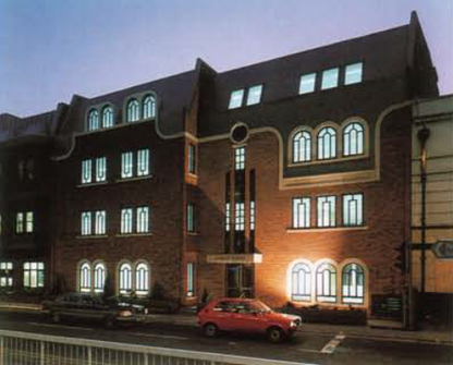 Summit House, Mills & Allen Ltd, Reading