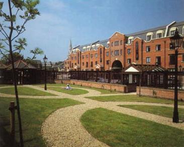 Greys Court, Reading, Trencherwood plc.p