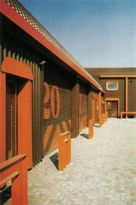 Nursery units, Markham Developments Ltd,