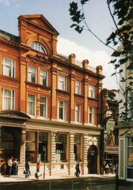 Lloyds Bank, Market Place, Reading