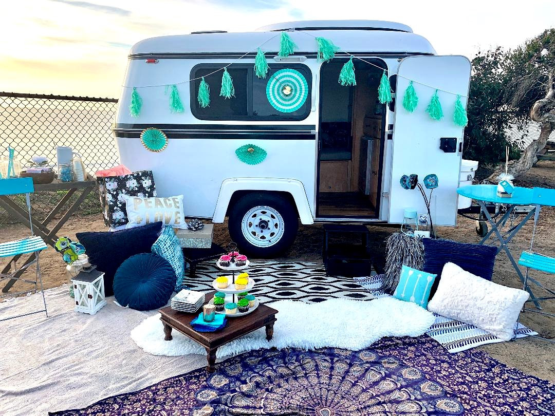 Glamping Party