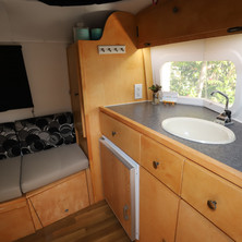 Mobile Meeting Space Kitchenette