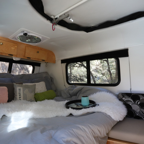 My Little Trailer Bed
