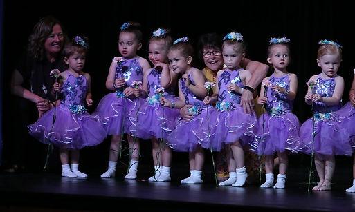 Children Dancing with Teachers