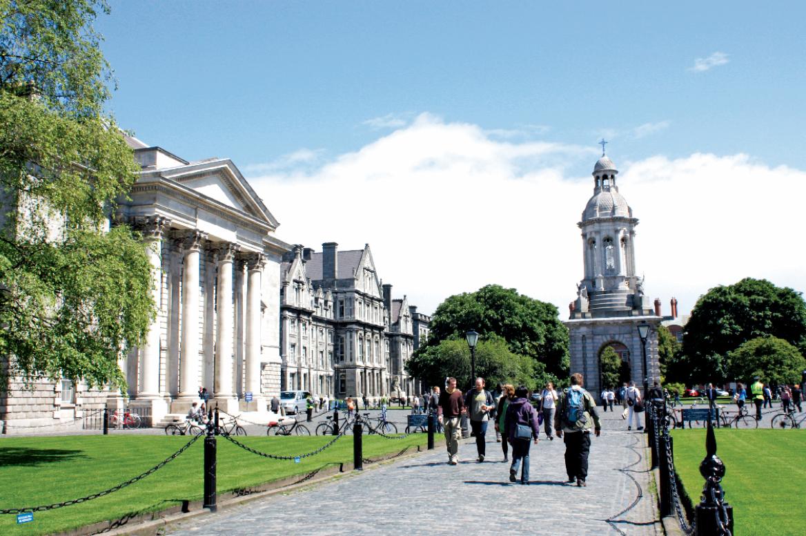 เรียนต่อยุโรป เรียนเมืองไหนในยุโรปดีนะ ดับลิน ไอร์แลนด์ดีไหม?