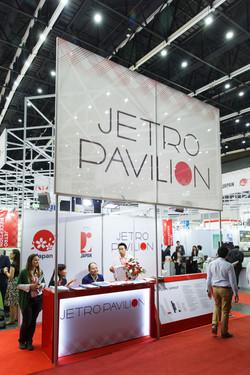 Jetro Pavilion in Metalex 2017