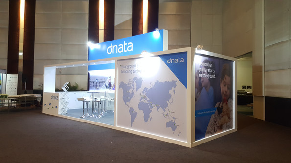 Exhibition Booth Printing