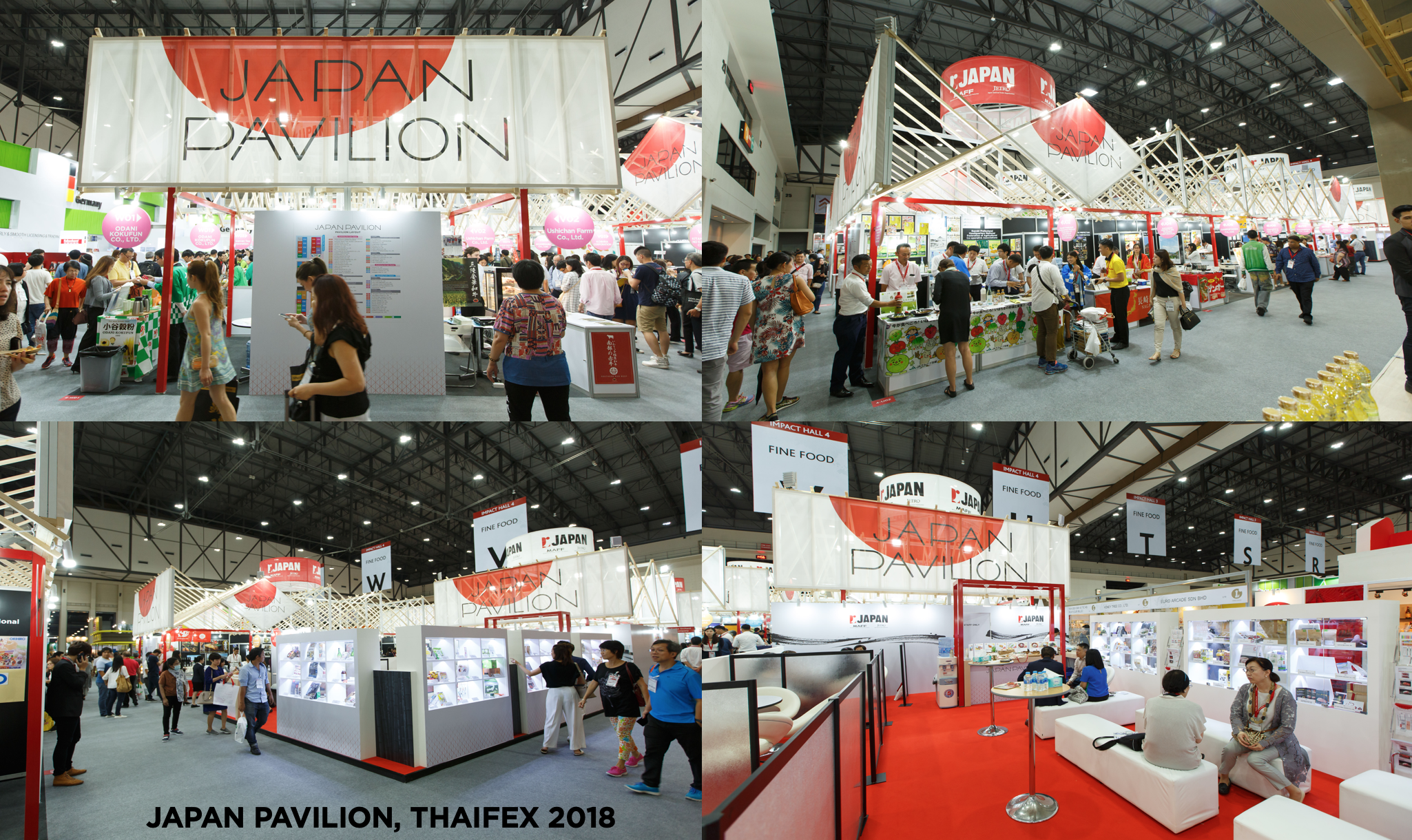Booth Builder for Thaifex