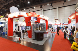 Customised Design & Build Booth