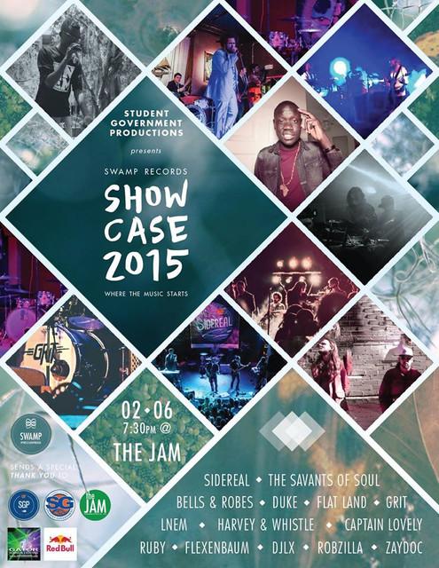 SHOWCASE 2015