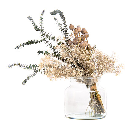 Bottes de Fleurs séchées  - Box DIY Eucalyptus Vert