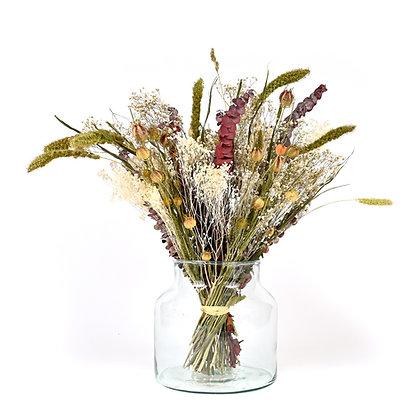 Bouquet de Fleurs séchées - Eucalyptus Pourpre