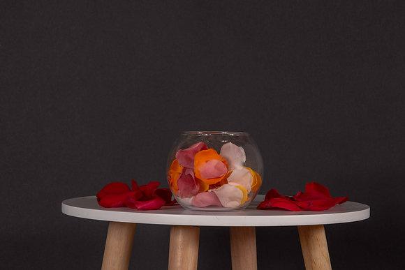 Pétales de Roses Eternelles - Boule M -  Multicolore