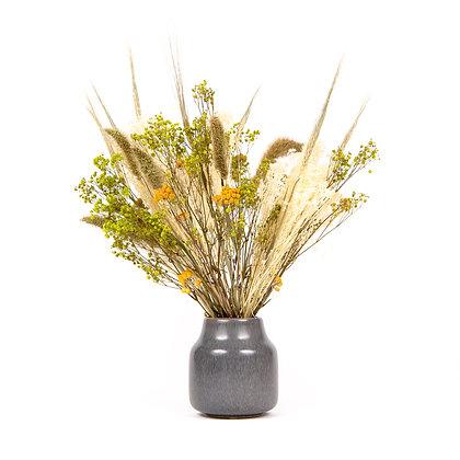 Bouquet de Fleurs séchées - SETARIA L - Vert Prairie