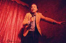 Burlesque Host Daniel Stern